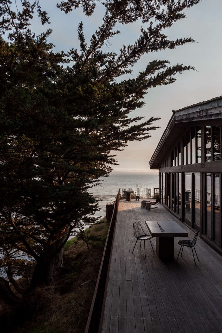 fritz house is built partly into the cliff and has \180 degree views of the p 19