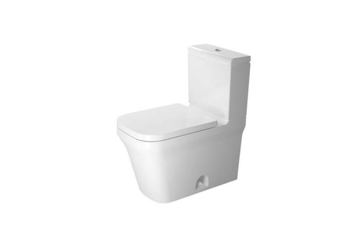 the duravit p3 comforts two piece toilet is \$430.9\2 at quality bath. 16