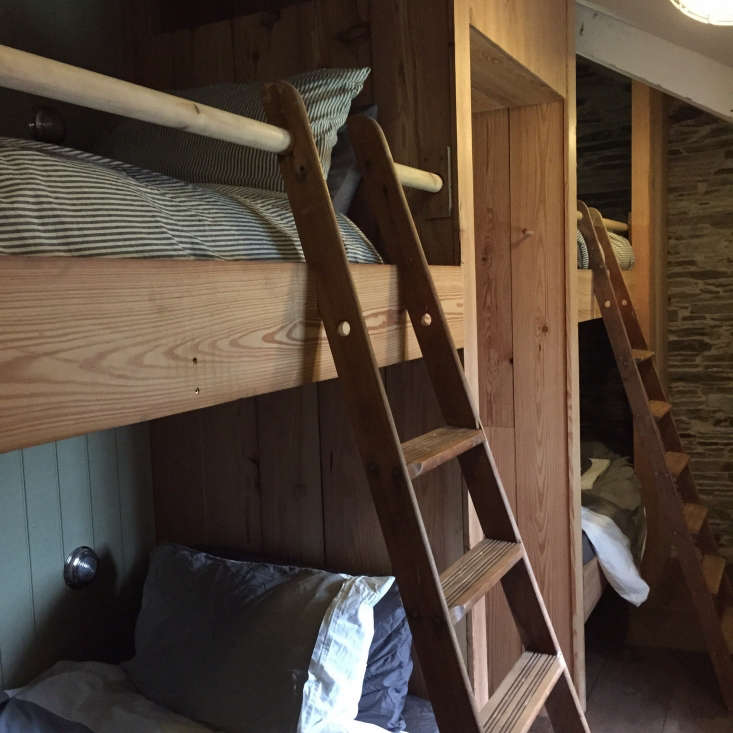 Designed to inspire epic games of storm the castle, the bunk room at Ty Forest is a kid&#8