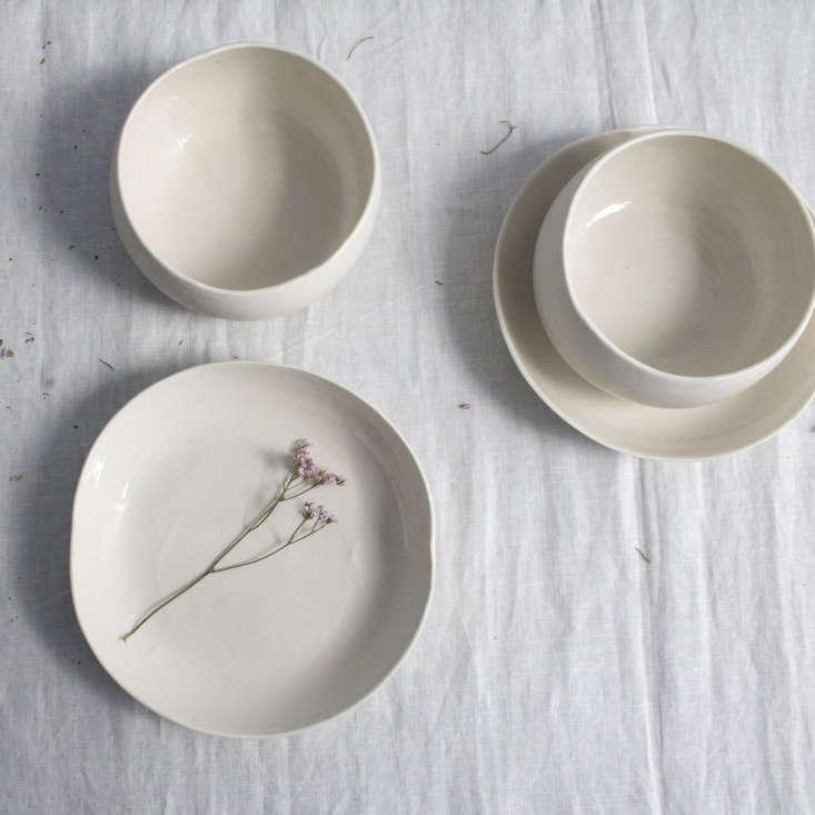 handmade ceramic plates bowls lusitano portugal