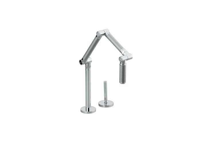 the kohler karbon deck mount single hand mid arc sprayer standard kitchen fauce 11