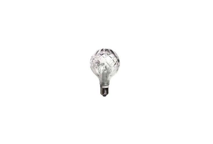the lee broom cut crystal light bulb is \$\190 at lightopia. for more, see our  17