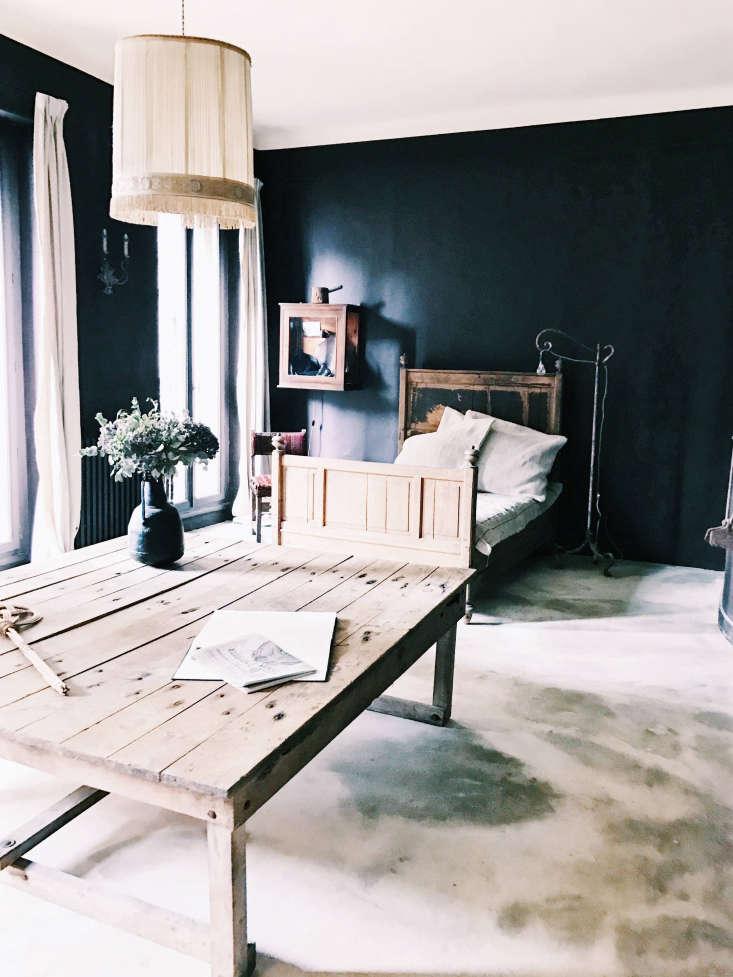 An Antiques-Filled Apartment at Maison Empereur.