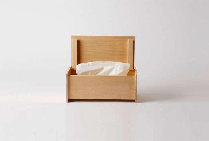 the shiraki lidded tissue box,designed byoji masanori from japanese cypress 18
