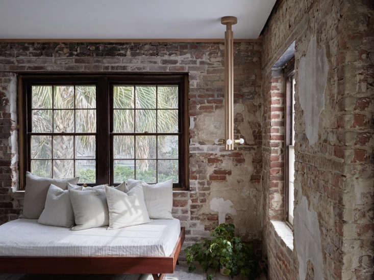 TheLodge Pendant is a single column composed of three turned-oak rods.It&#8