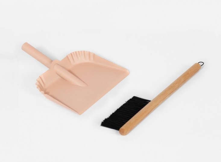 Designed by Chris Specce, the steel and beechRichman Dustpan is &#8