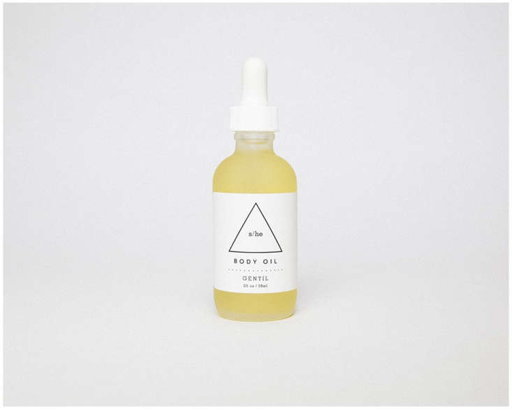 Gentil Body Oil from S/he.