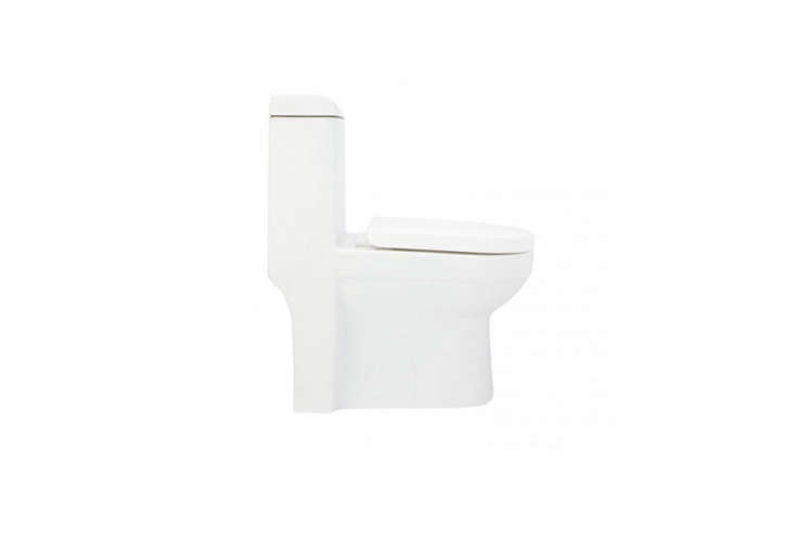 the arlow dual flush one piece elongated toilet is \$369 at signature hardware. 10