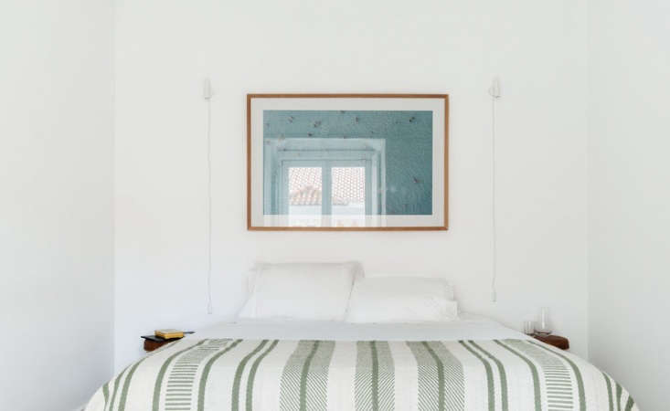 another bedroom. the hotel&#8\2\17;s textiles were custom made by local art 12