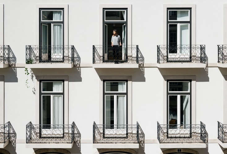 balconies look out onto lisbon. &#8\2\20;she can give you a sense of belong 20