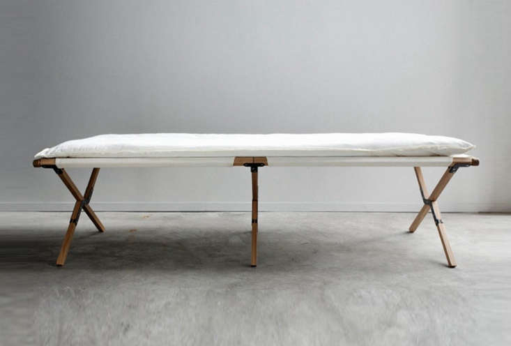 the topos workshop ww\2 folding camp bed is modeled after british world war ii  11
