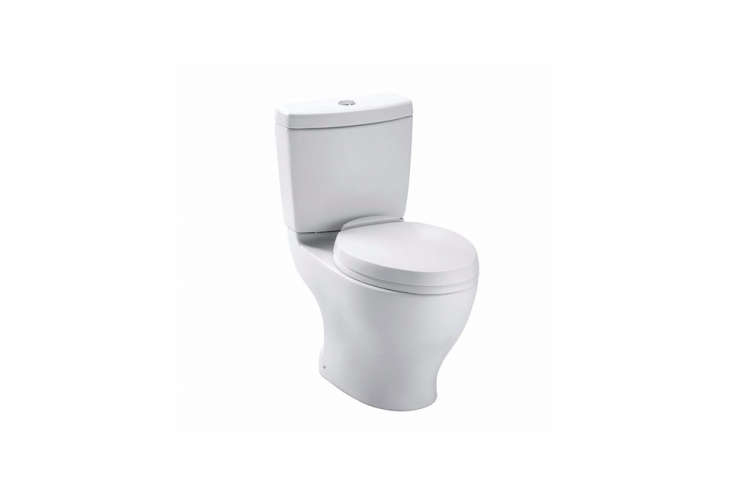 the toto aquia ii dual flush two piece toilet is \$573 at toto. 15