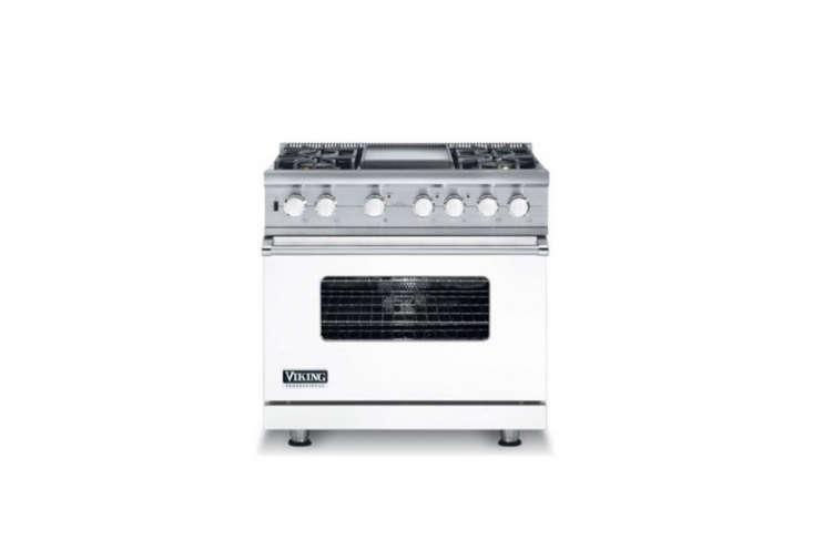 the whiteviking 36 inch pro style gas range with six vsh pro sealed burners i 9