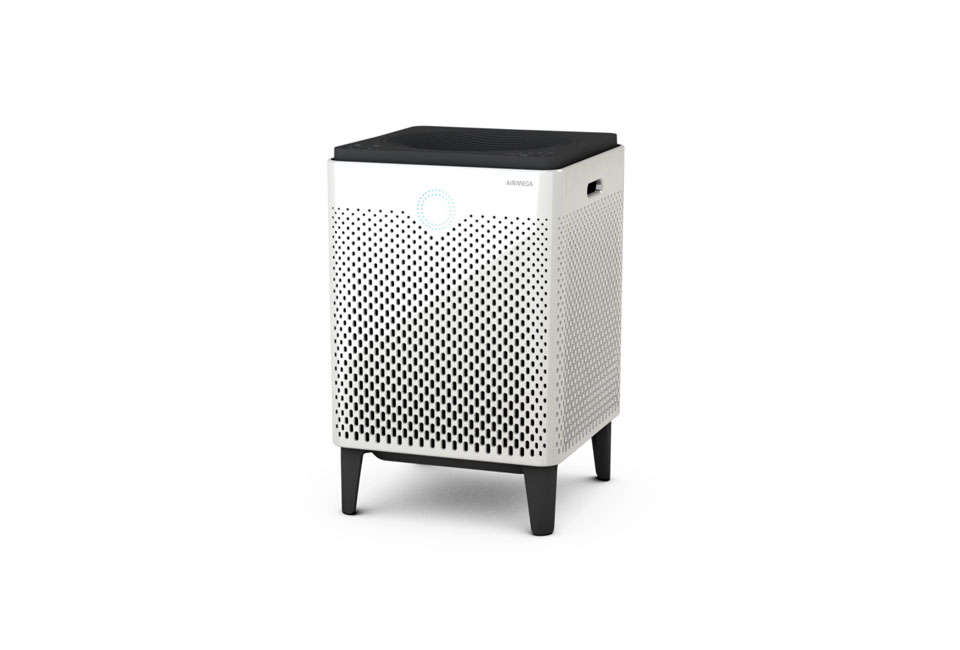 The app-enabled Airmega 300S ($649, marked down from $749) has twin HEPA/carbon filters that can change the air twice an hour in a room as big as src=