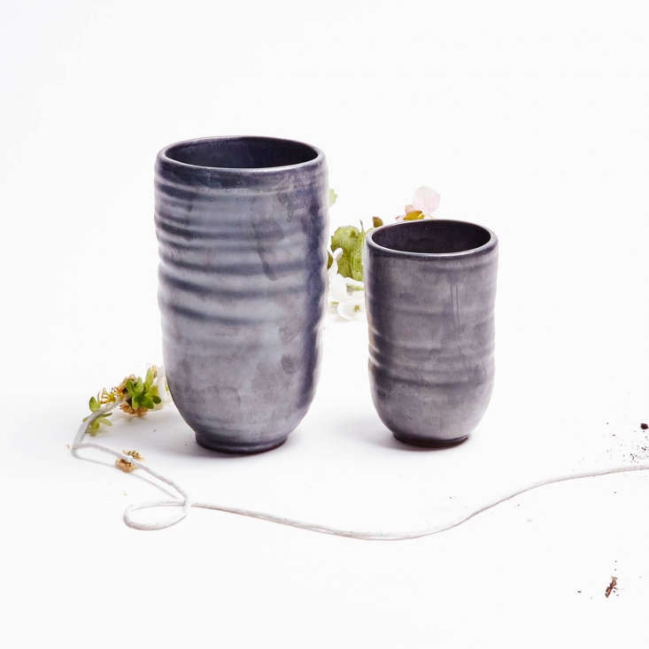 Trending on Gardenista Holiday Weekend This week&#8\2\17;sObject of Desire: Ceramic Luster Garden Pots from the Netherlands.