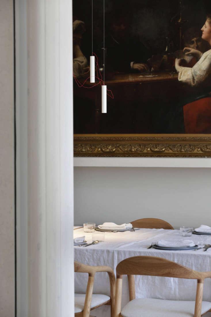 dining room santa clara hotel portugal artwork