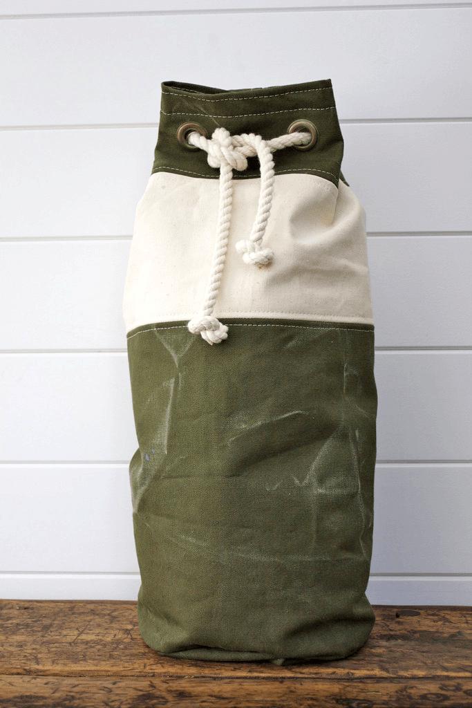 D&R Canvas Buoy Bag 09; $60.
