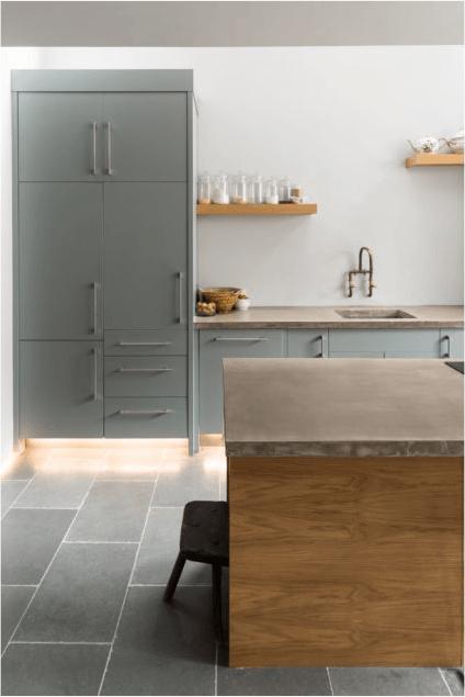farquhar road london kitchen detail
