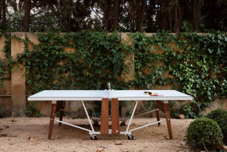 Justineis eyeing theRS#Folding Ping Pong Table from Horne; $5,0.