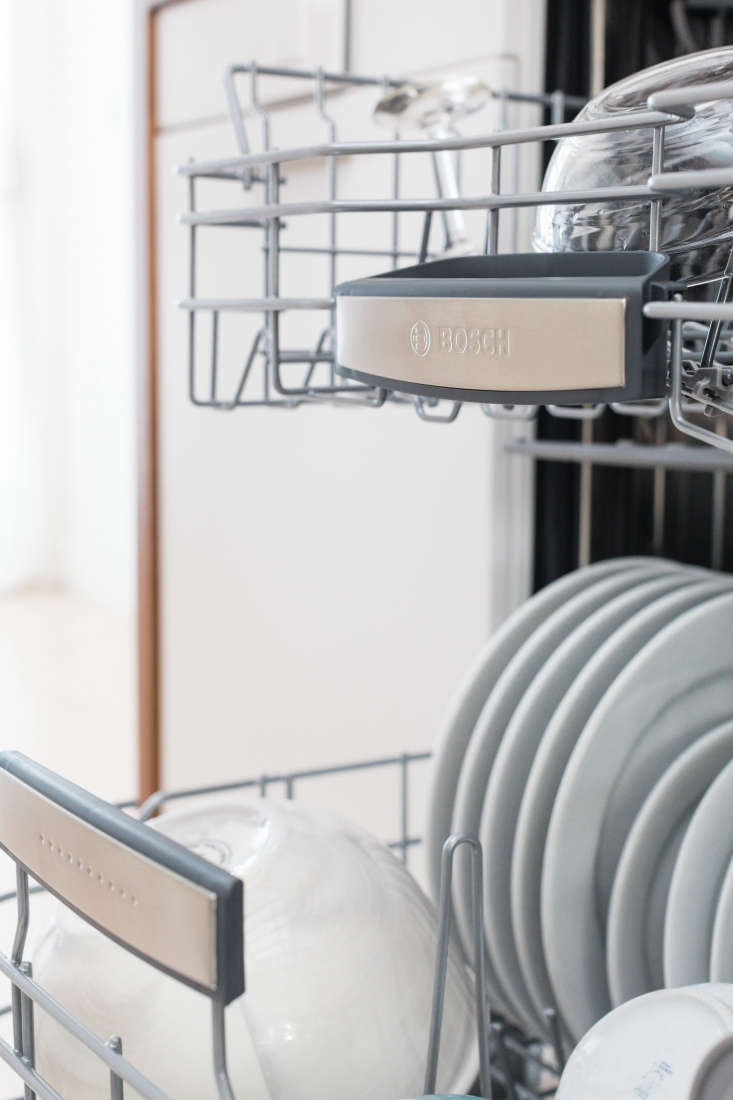 Our model, the Energy Star-ratedBosch800 Series Stainless Steel Dishwasher,is one of the quietestmodelson the market.