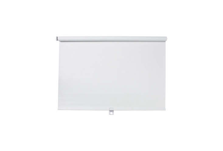 Ikea's Tupplur Block-Out Roller Blind in white is $.99 for the 48-by-76.75-inch size.