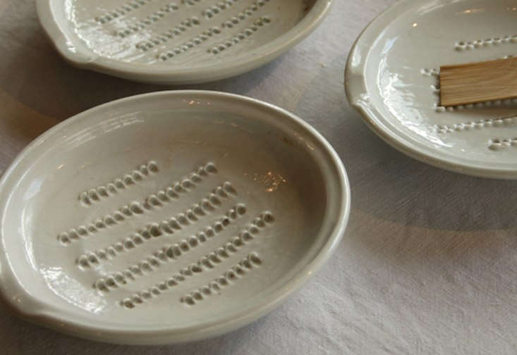 Envelope An Online Superstore for Japanese Goods The ceramicGinger Grateris made by Jun Tsunoda for Kohoro; 3,780 JPY (\$33 USD).
