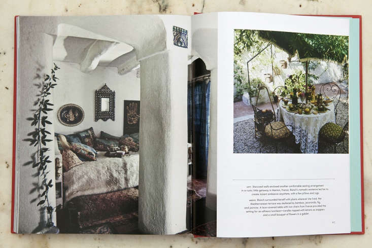 lesley blanch&#8\2\17;s house in the south of france,photographed by henr 9