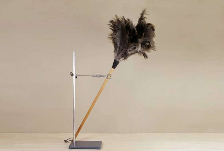 the ostrich feather duster no. 3 is £33.50 at objects of use in the uk. 22