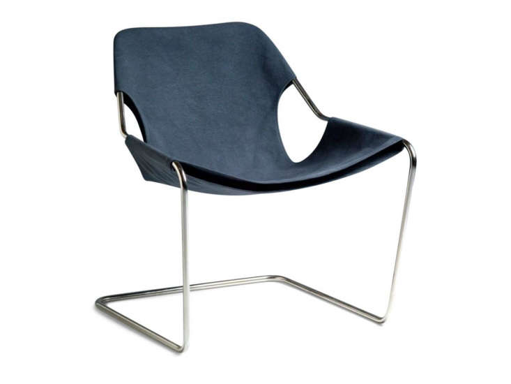 Says Margot of the Paulistano Armchair in Canvas,&#8