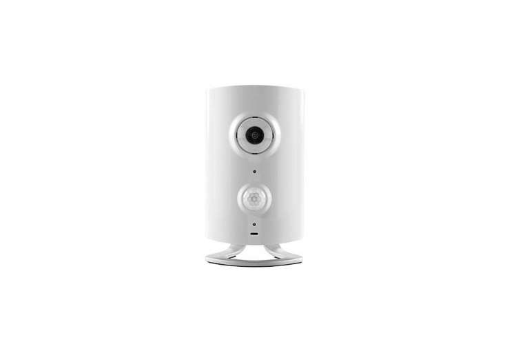 Remodeling 101 Wireless Indoor Home Security Cameras The Piper Classicwireless security camera.The slightly upgraded Piper NV(\$\2\29.99) has a \180 degree fish eye lens, night vision capability, and a loud siren. Also available for \$\2\1\2 viaAmazon.