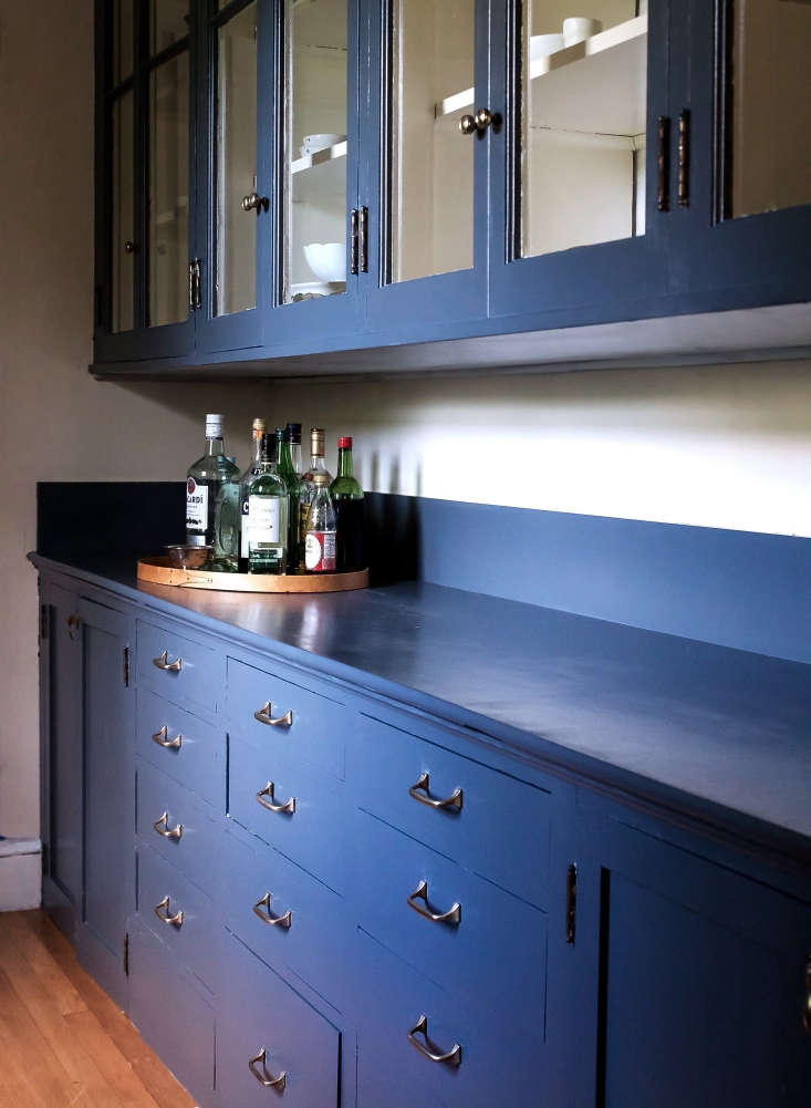 Domestic Science How to Polish Brass Cabinet Hardware My pantry refresh all complete.