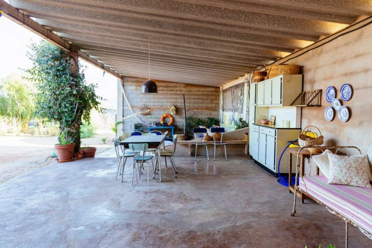 a covered patioserves as a gathering place for &#8\2\20;eating, living, a 19