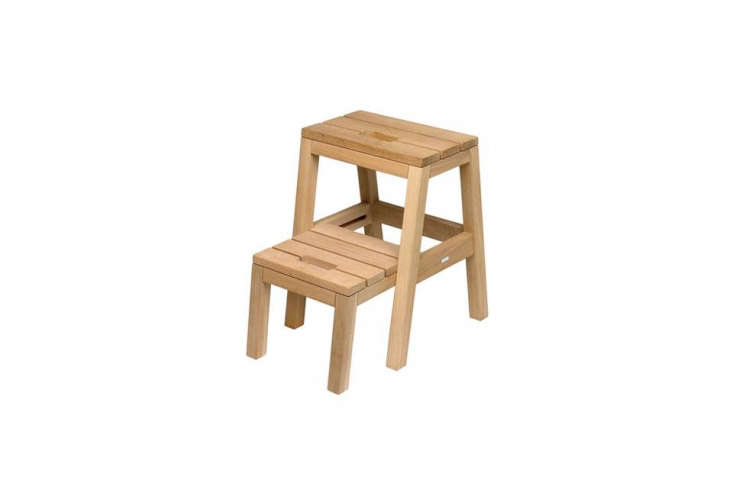 danish design company skagerak'sdania step ladder is available in oak, blac 20
