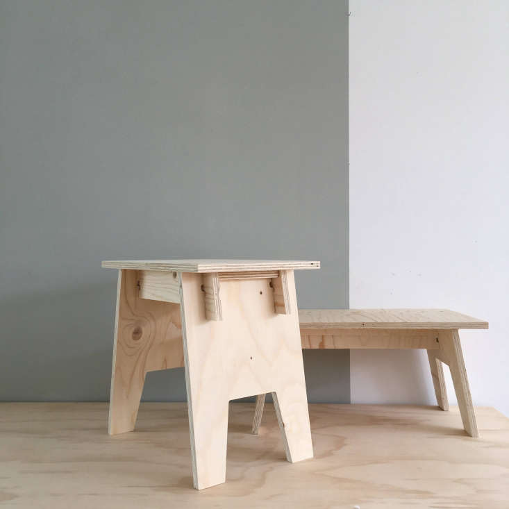 woodchuck table bench