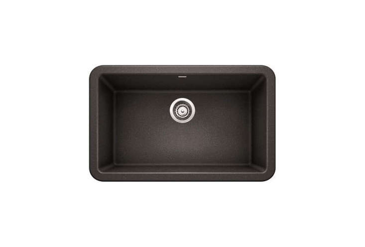 Blanco Ikon Undermount Granite Kitchen Sink Anthracite is $699.87 at Supply.