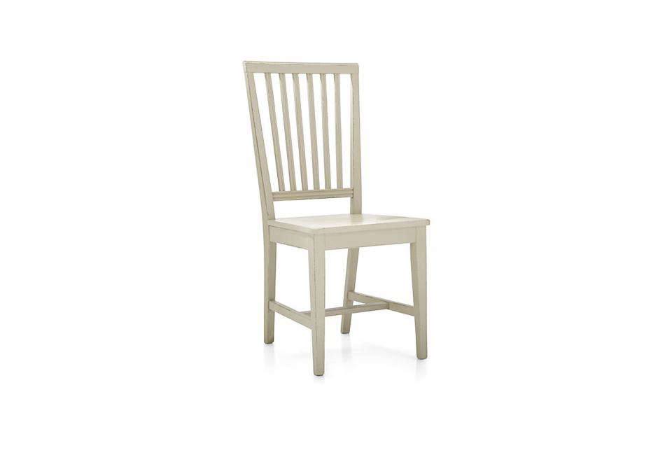The Village Vamelie Wood Dining Chair is Crate & Barrel&#8