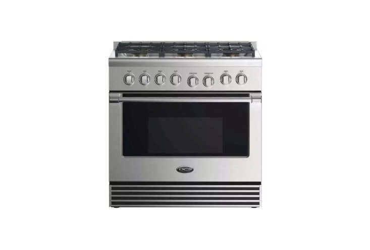 TheDCS 36-Inch Gas Range is $5,499 at AJ Madison.