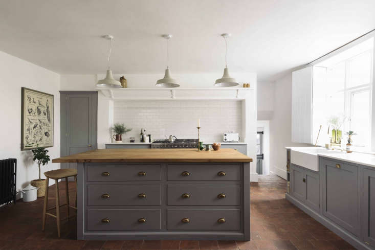 The Cheshire Townhouse Kitchen by deVOL Kitchens was chosen by Sam Hamilton, who said: &#8