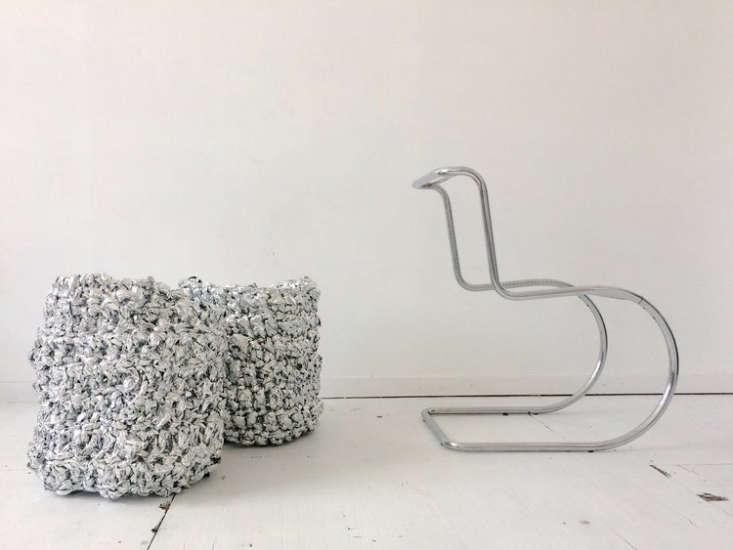 the mylar crochetedmoon nest crochet basket is \$475. 13