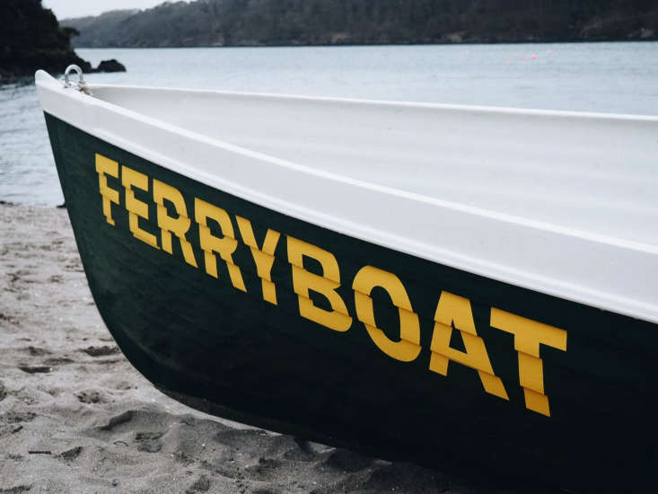 The Ferry Boat Inn 15 Ideas to Steal from a Seaside Pub in Cornwall On the beach.