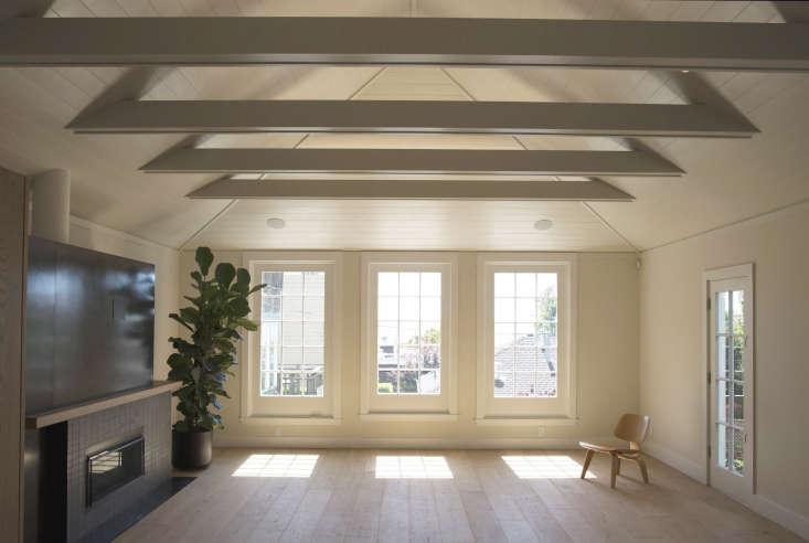 filbert cottages san francisco cathedral ceilings oak wood floors unit b