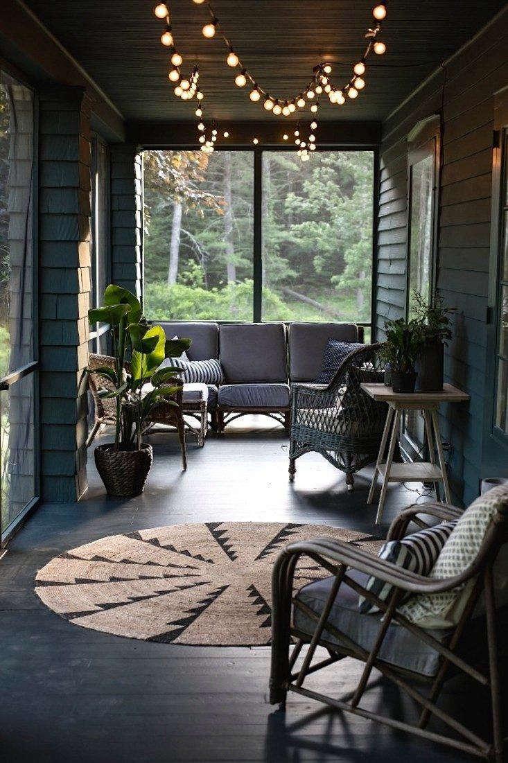 jersey ice cream screened porch gardenista