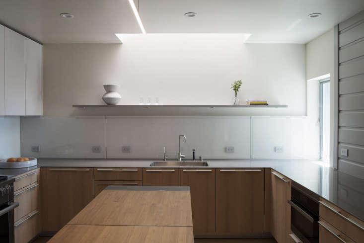kitchen modern rehab filbert cottages san francisco unit d