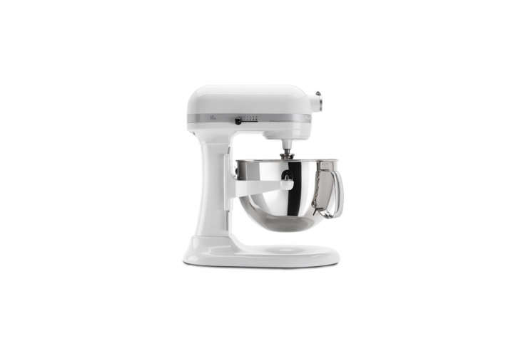 The KitchenAid Professional 600 Stand Mixer in white is $499.95 at Williams-Sonoma.