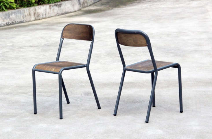 kiwi living in new zealand makes a school chair inspired by \20th century frenc 12