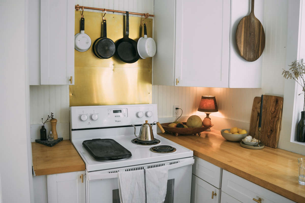 The farmhouse kitchen, transformed with small, budget-minded upgrades.