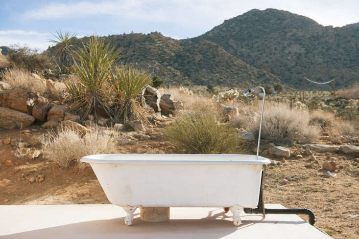 beyond the outdoor shower: the outdoor bath. see \10 open air tubs for summer s 9