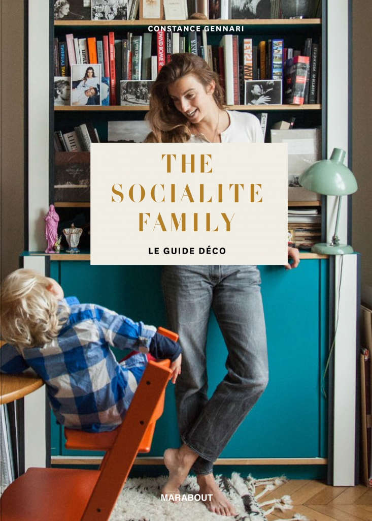 The Socialite Family is published by Marabout Edition, a division of Hachette Livre. It&#8