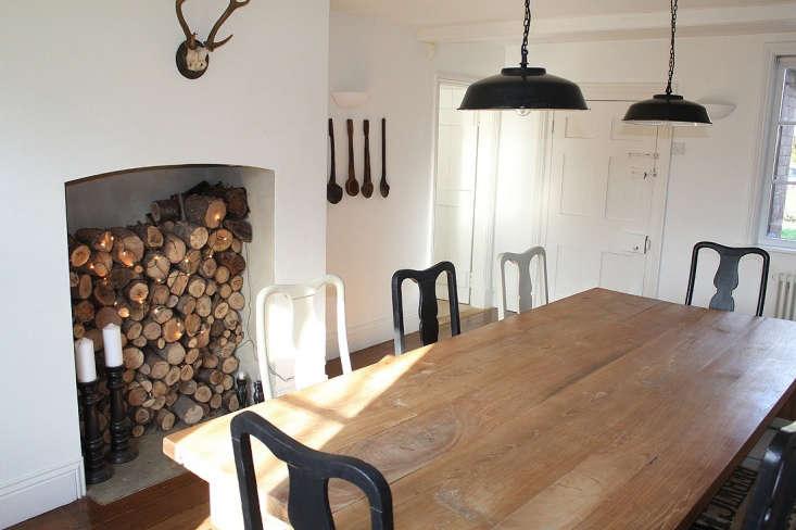 white wood table awards uk firewood antlers black