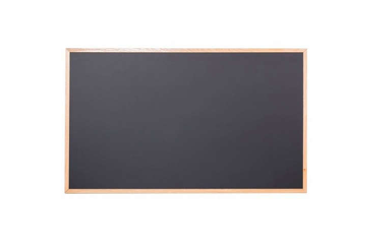 you can source a similar simple schoolhouse chalkboard from restaurant supply s 21
